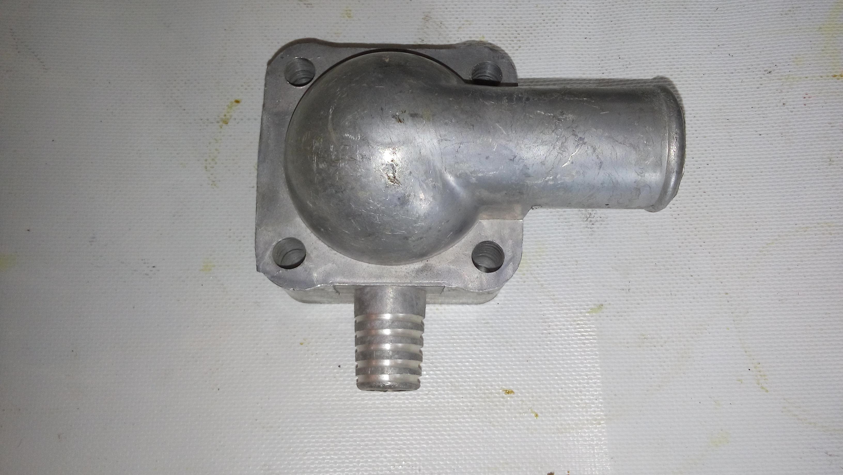 Корпус термостата (длинный) МТЗ-80 240-1306035 купить в.