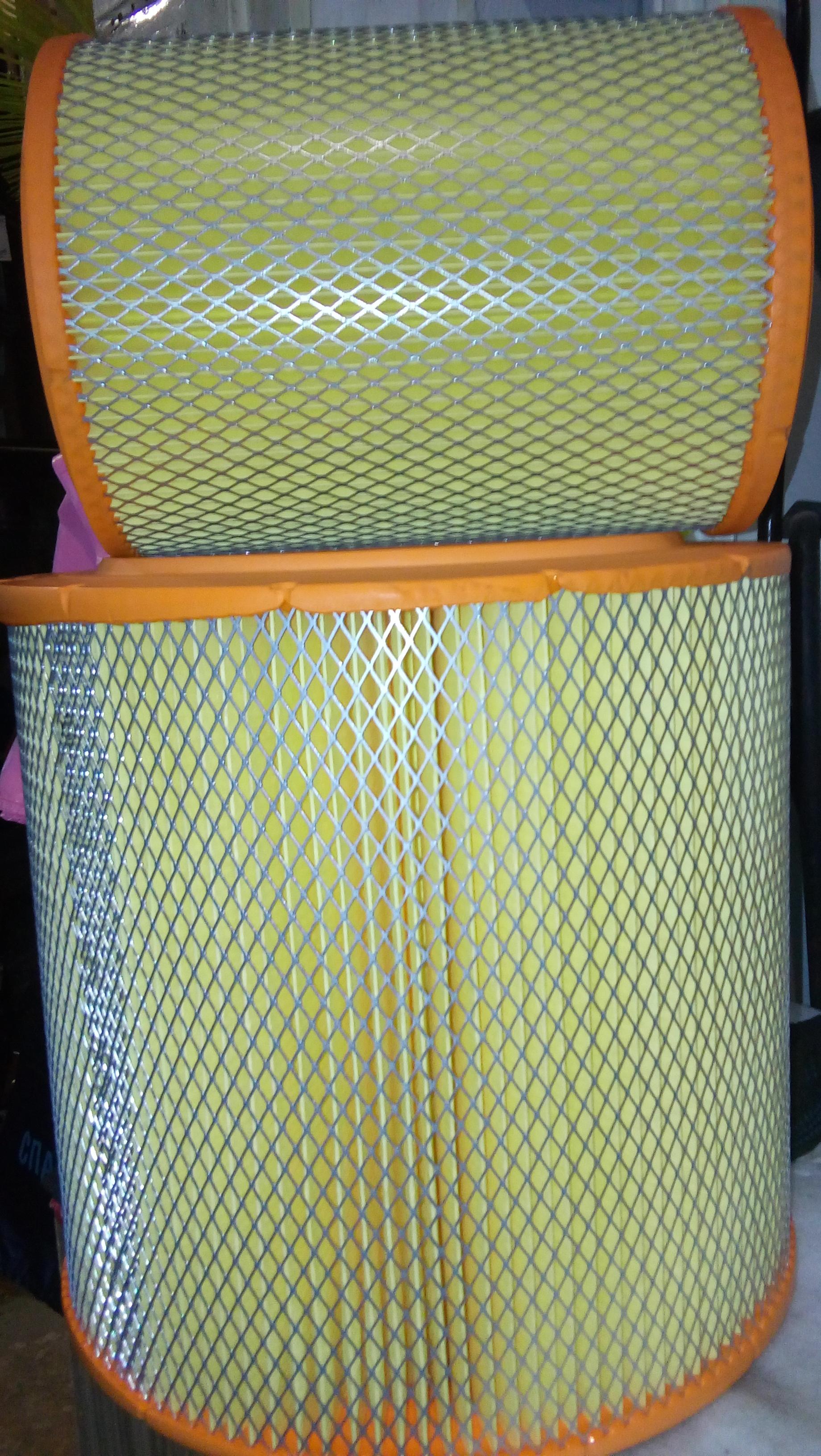 1109 Фильтр воздушный МТЗ-80 (2002)